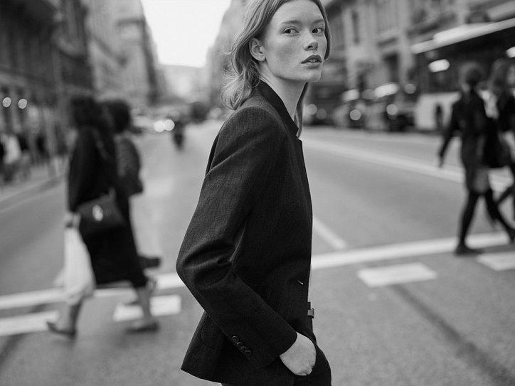 Лукбук Zara весна-лето 2016 фото №17