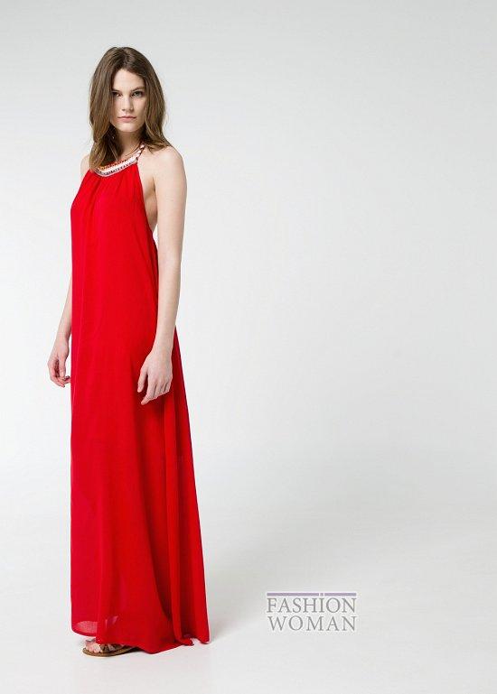красные платья фото