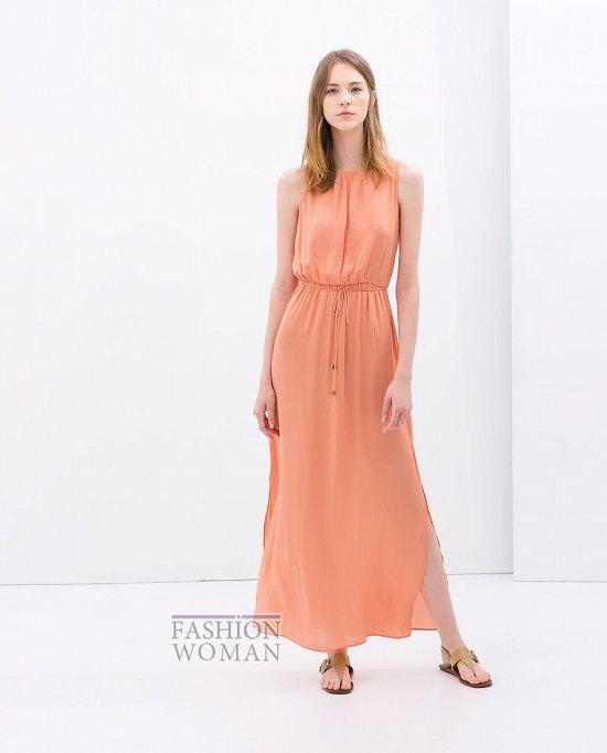 Макси-платье Zara
