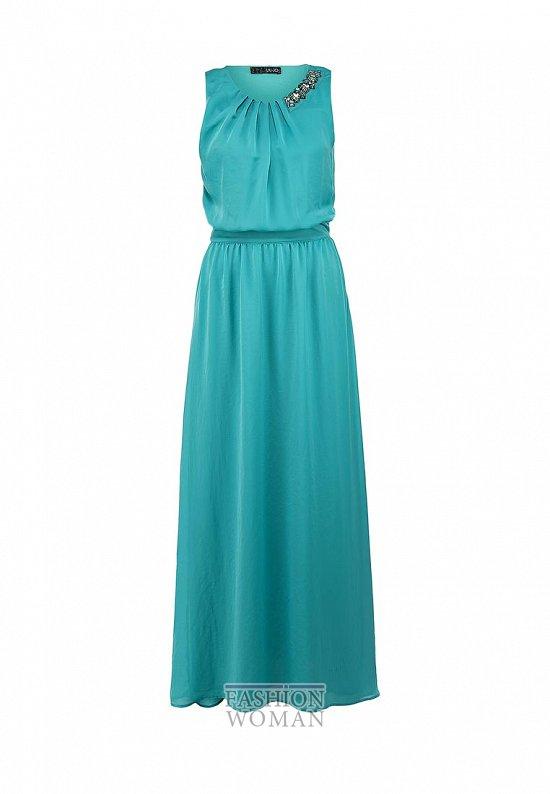 Платье в пол Liu Jo