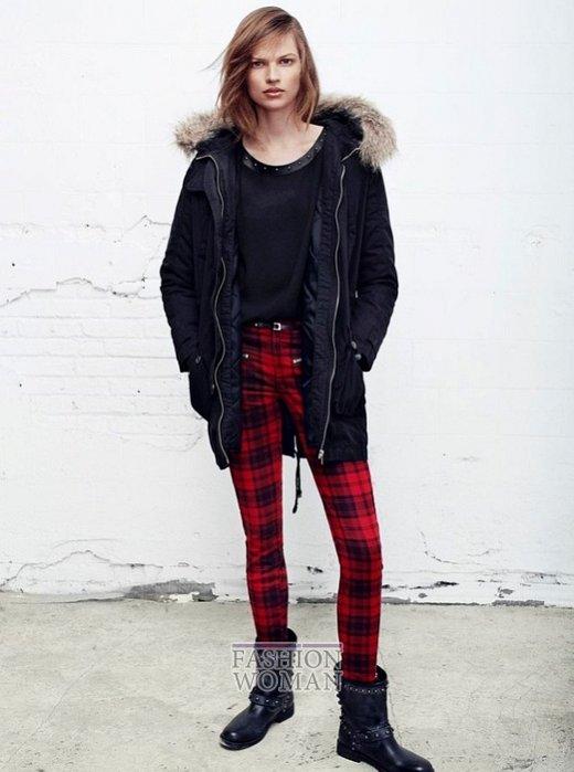 молодежная мода осень 2013