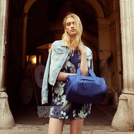 молодежная мода весна 2014
