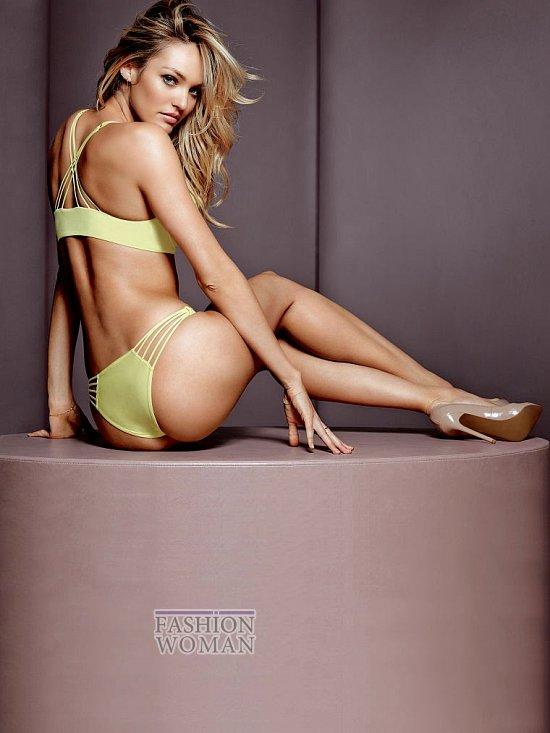 Майский лукбук нижнего белья Victoria's Secret фото №5