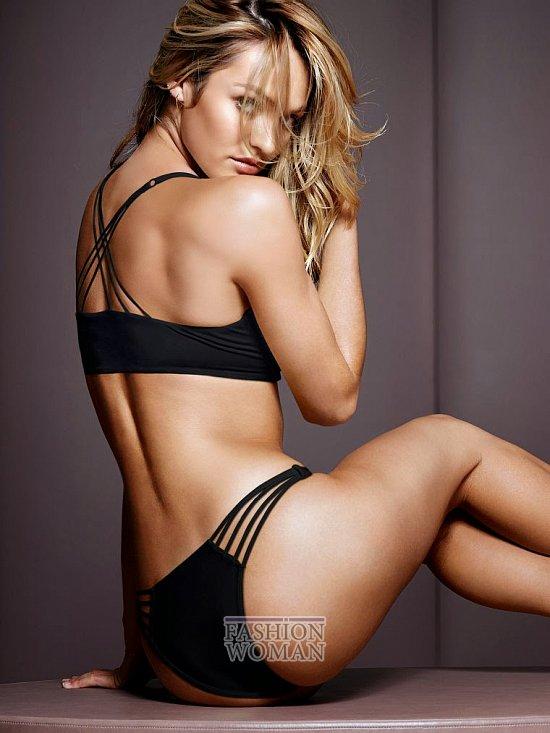Майский лукбук нижнего белья Victoria's Secret фото №9
