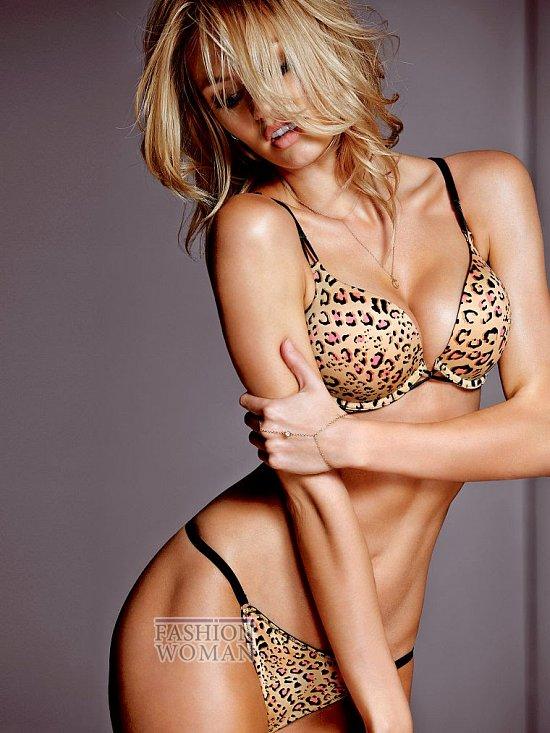 Майский лукбук нижнего белья Victoria's Secret фото №10