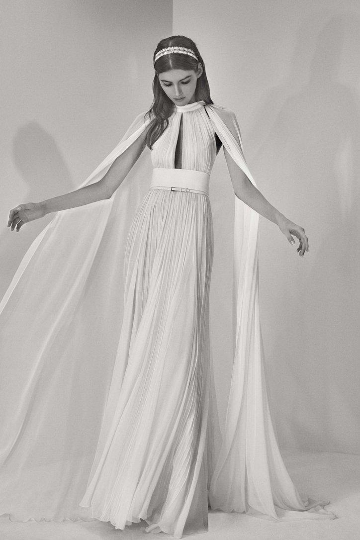 Мечта невесты: свадебные платья Elie Saab осень 2017 фото №4