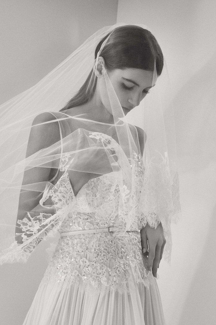 Мечта невесты: свадебные платья Elie Saab осень 2017 фото №2