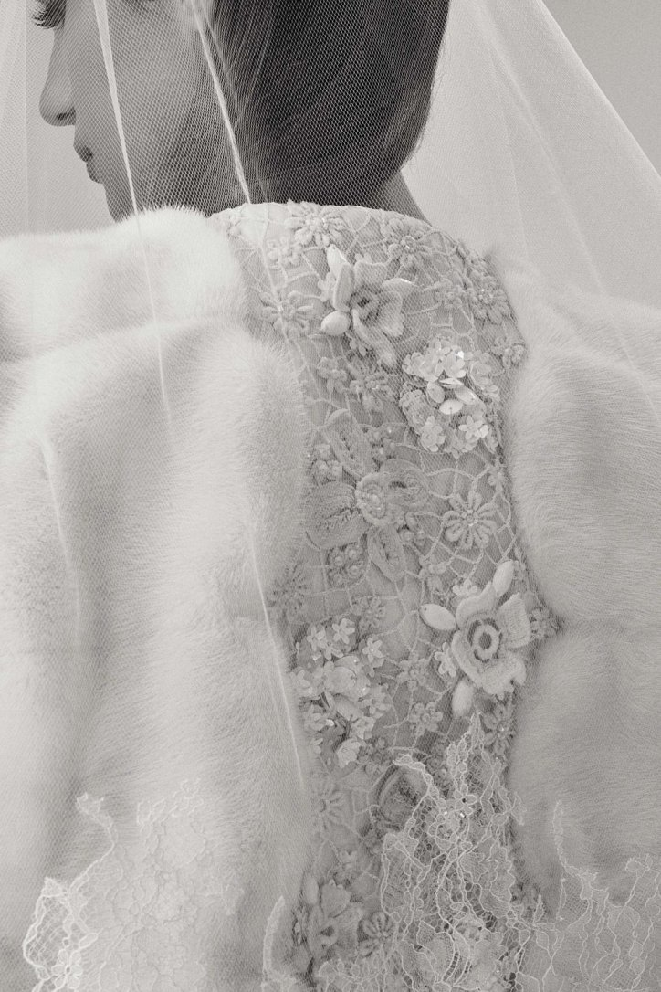 Мечта невесты: свадебные платья Elie Saab осень 2017 фото №5