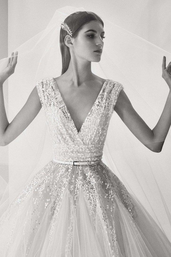 Мечта невесты: свадебные платья Elie Saab осень 2017 фото №9