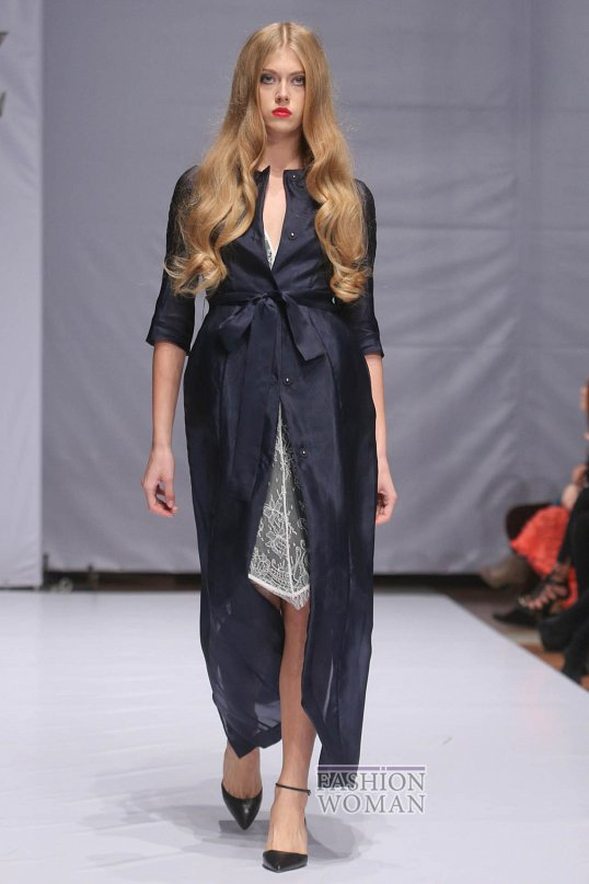 Mercedes-Benz Kiev Fashion Days весна-лето 2014 фото №4