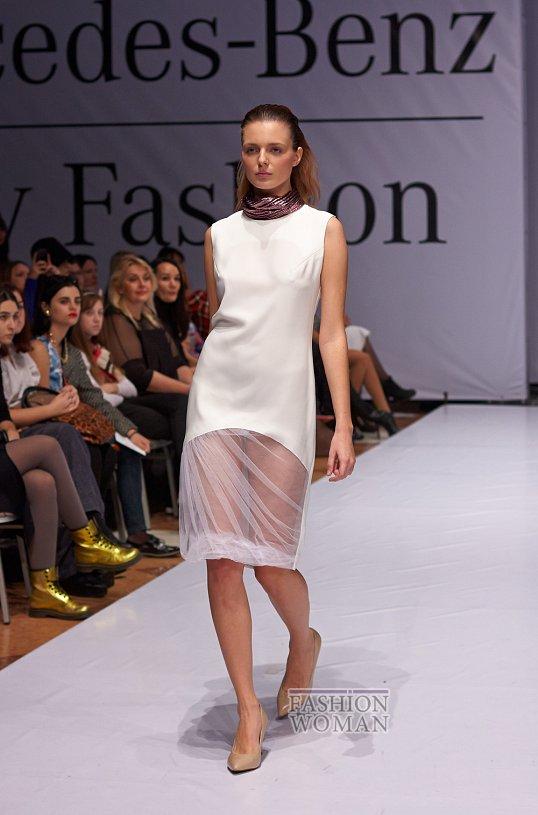 Mercedes-Benz Kiev Fashion Days весна-лето 2014 фото №34