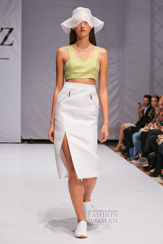Mercedes-Benz Kiev Fashion Days весна-лето 2014 фото №48