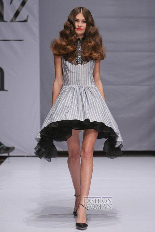 Mercedes-Benz Kiev Fashion Days весна-лето 2014 фото №6