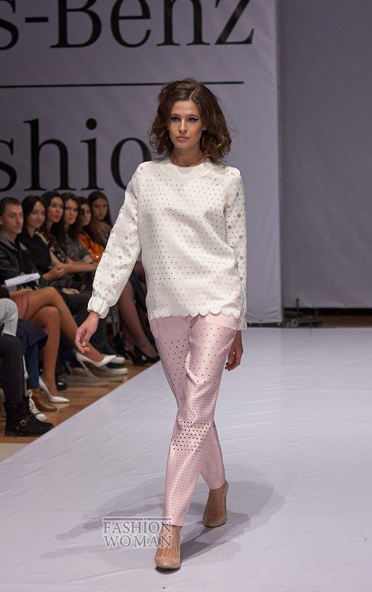 Mercedes-Benz Kiev Fashion Days весна-лето 2014 фото №51