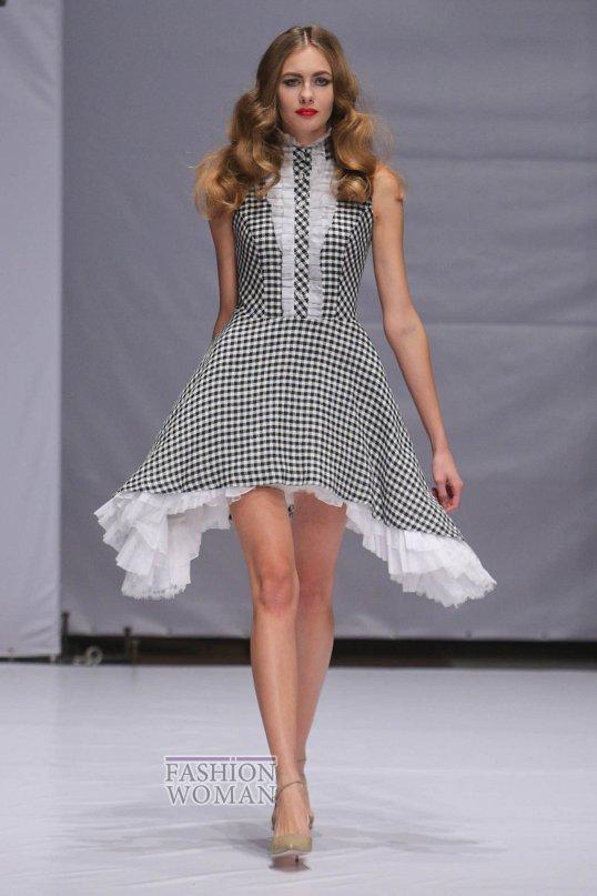 Mercedes-Benz Kiev Fashion Days весна-лето 2014 фото №7