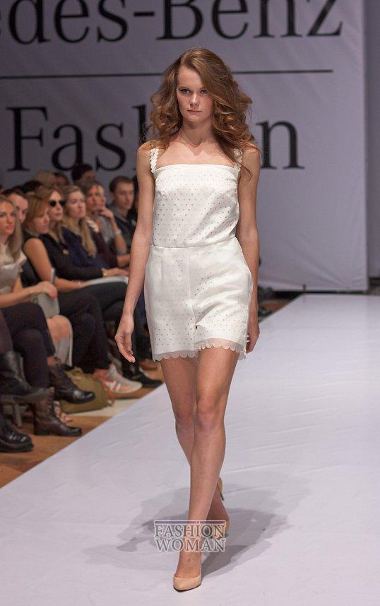 Mercedes-Benz Kiev Fashion Days весна-лето 2014 фото №63