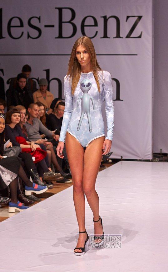 Mercedes-Benz Kiev Fashion Days весна-лето 2014 фото №68
