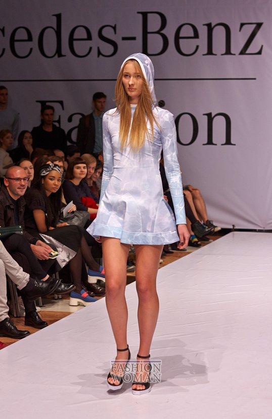 Mercedes-Benz Kiev Fashion Days весна-лето 2014 фото №70