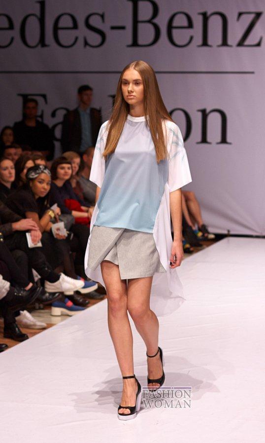 Mercedes-Benz Kiev Fashion Days весна-лето 2014 фото №72