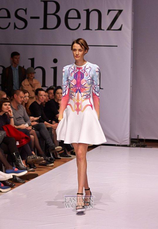 Mercedes-Benz Kiev Fashion Days весна-лето 2014 фото №73