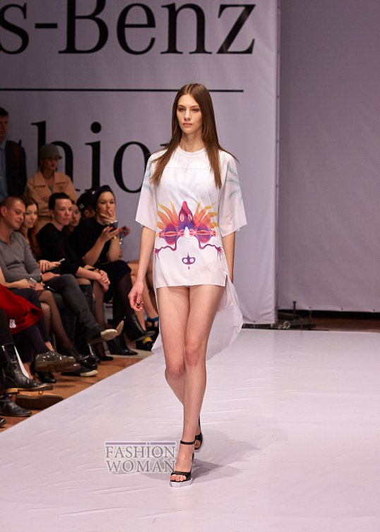 Mercedes-Benz Kiev Fashion Days весна-лето 2014 фото №74
