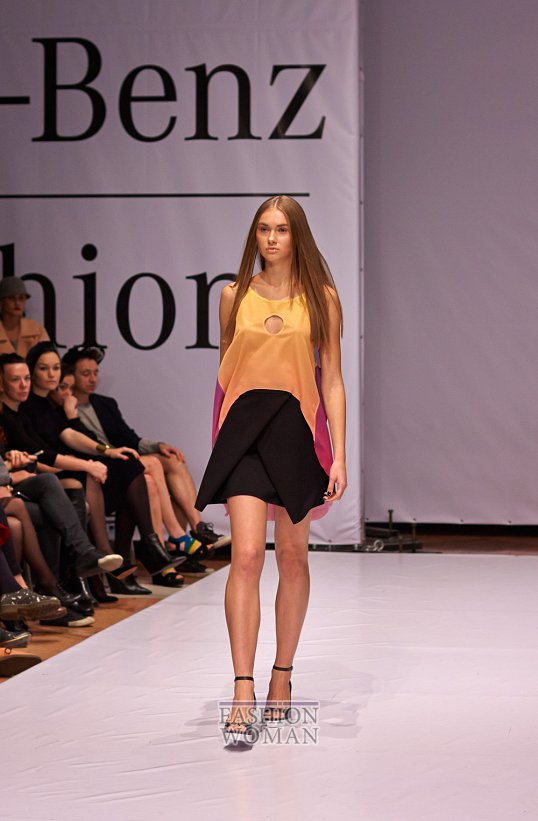 Mercedes-Benz Kiev Fashion Days весна-лето 2014 фото №77