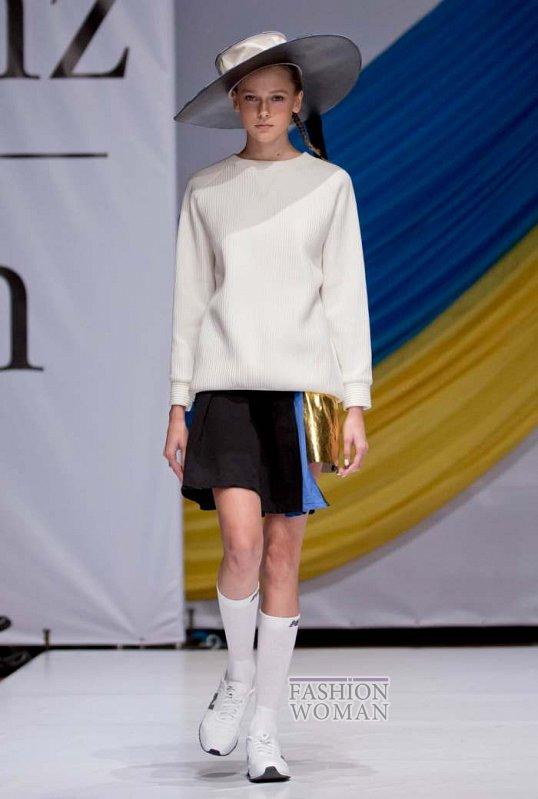 Mercedes-Benz Kiev Fashion Days весна-лето 2014 фото №80