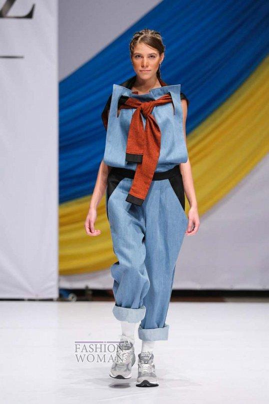 Mercedes-Benz Kiev Fashion Days весна-лето 2014 фото №81