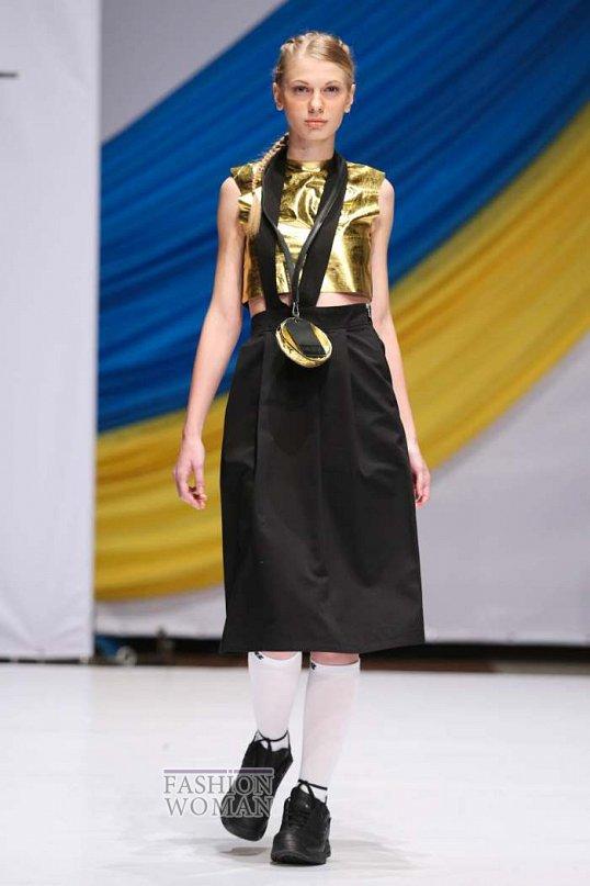 Mercedes-Benz Kiev Fashion Days весна-лето 2014 фото №84