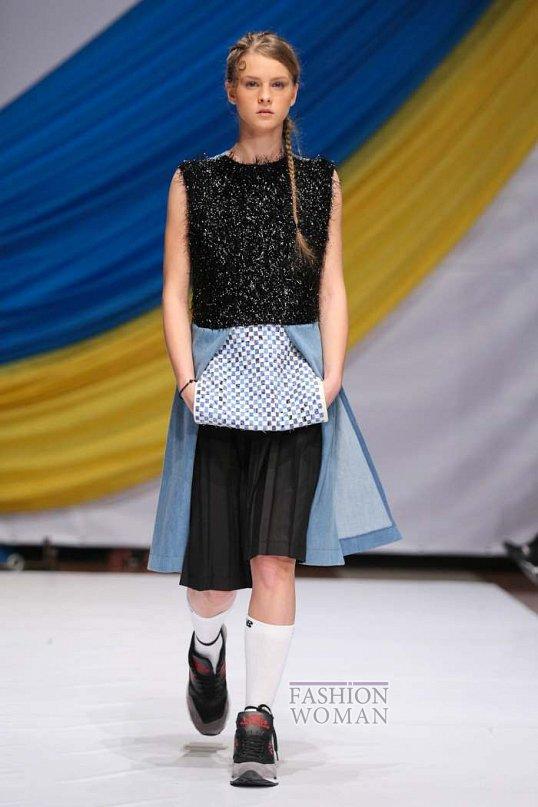 Mercedes-Benz Kiev Fashion Days весна-лето 2014 фото №86