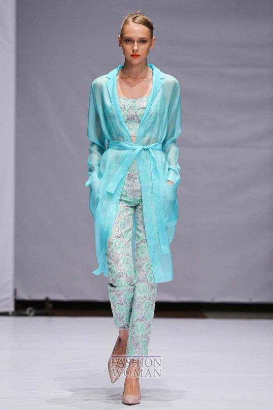 Mercedes-Benz Kiev Fashion Days весна-лето 2014 фото №90