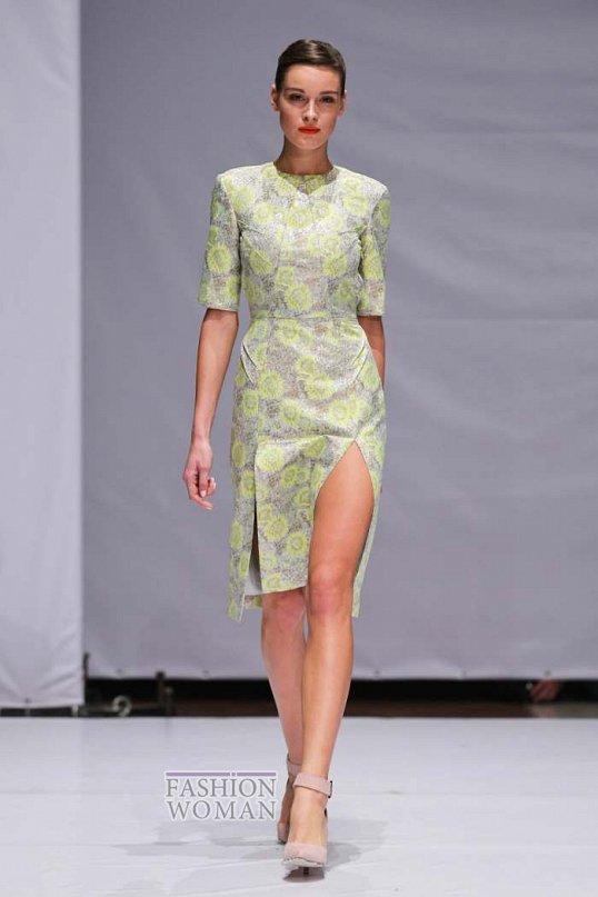 Mercedes-Benz Kiev Fashion Days весна-лето 2014 фото №91