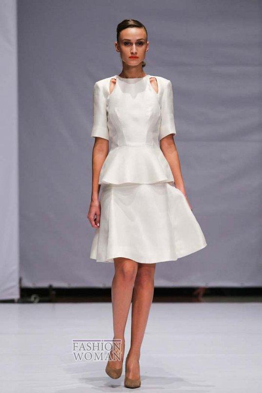 Mercedes-Benz Kiev Fashion Days весна-лето 2014 фото №93