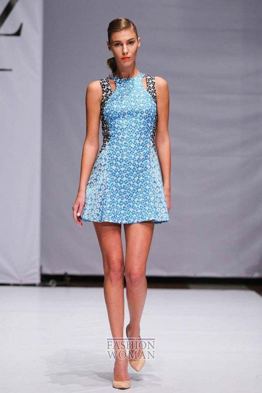 Mercedes-Benz Kiev Fashion Days весна-лето 2014 фото №94