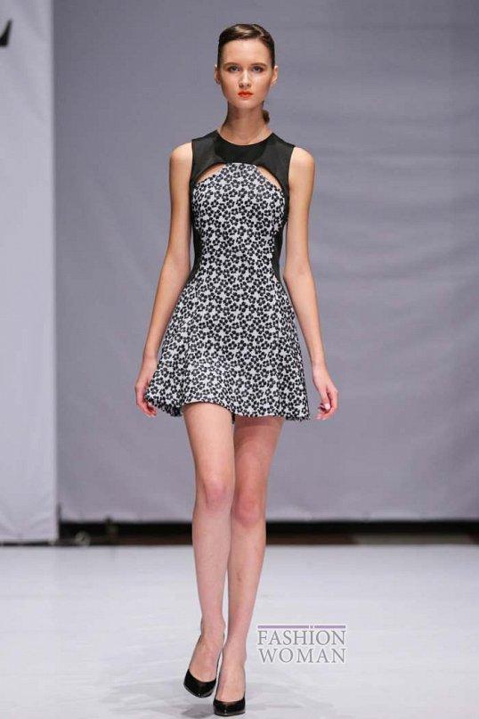 Mercedes-Benz Kiev Fashion Days весна-лето 2014 фото №95