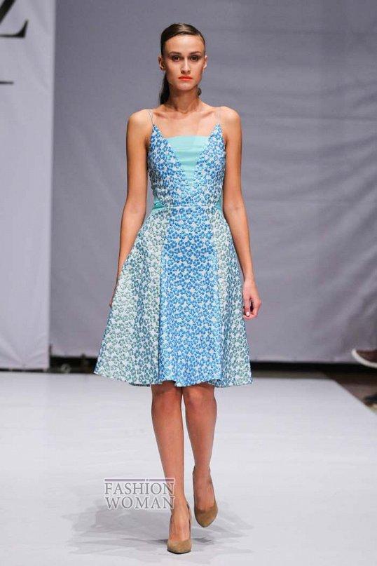 Mercedes-Benz Kiev Fashion Days весна-лето 2014 фото №96