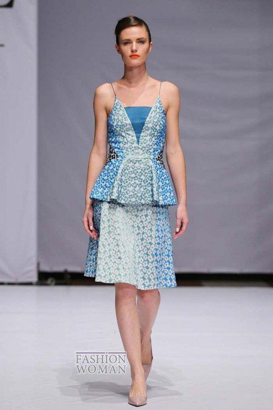Mercedes-Benz Kiev Fashion Days весна-лето 2014 фото №97
