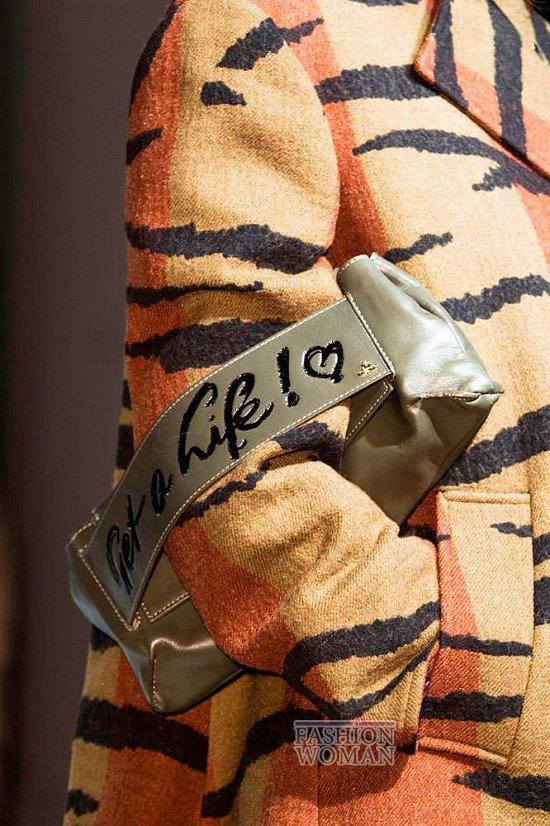 Микро-тренд осени: клатчи с лямкой фото №5