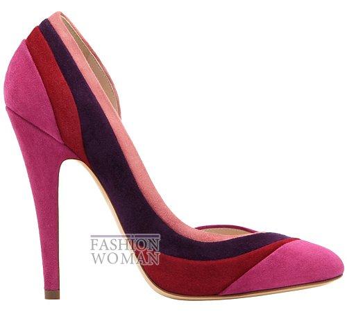 Модная обувь Casadei осень-зима 2012-2013 фото №1