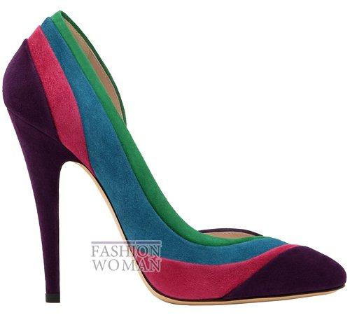 Модная обувь Casadei осень-зима 2012-2013 фото №2