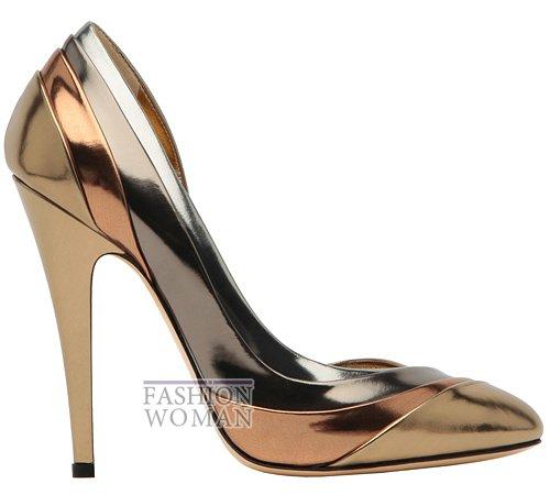 Модная обувь Casadei осень-зима 2012-2013 фото №3