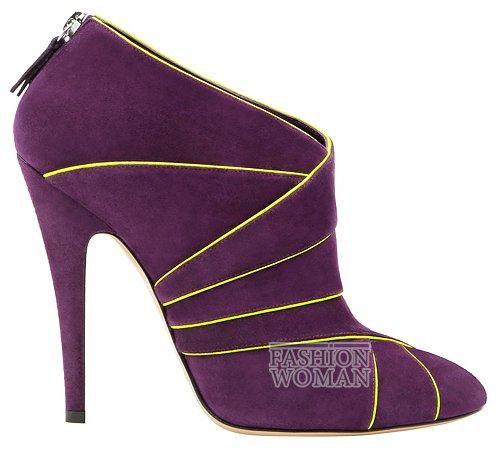 Модная обувь Casadei осень-зима 2012-2013 фото №21