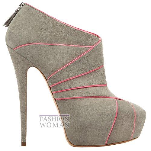 Модная обувь Casadei осень-зима 2012-2013 фото №22