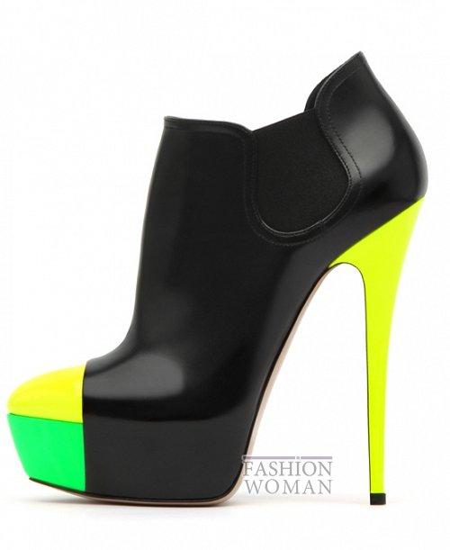 Модная обувь Casadei осень-зима 2012-2013 фото №23