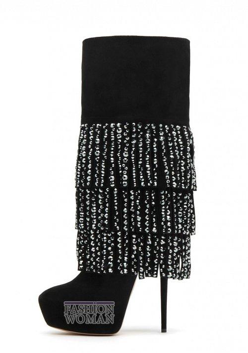 Модная обувь Casadei осень-зима 2012-2013 фото №29