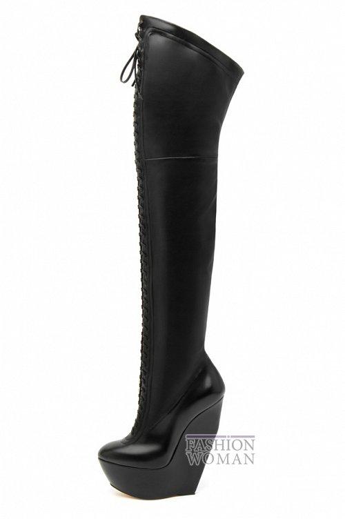 Модная обувь Casadei осень-зима 2012-2013 фото №31