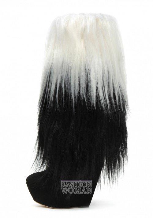 Модная обувь Casadei осень-зима 2012-2013 фото №34
