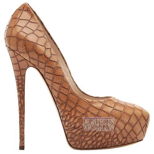 Модная обувь Casadei осень-зима 2012-2013 фото №8