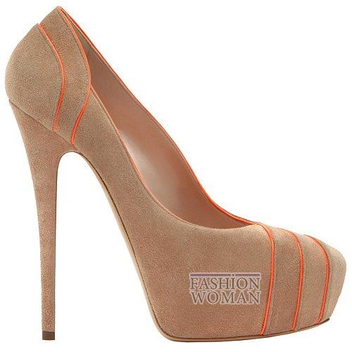 Модная обувь Casadei осень-зима 2012-2013 фото №9