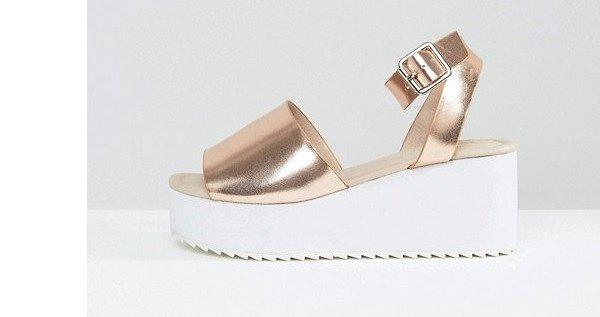 Модная обувь на платформе до  фото №5